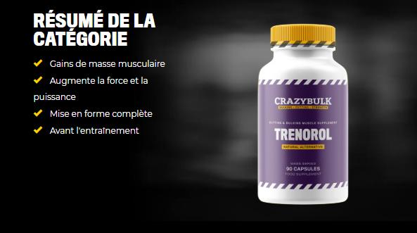 Revisión de Trenorol: Un suplemento saludable para ganar masa muscular